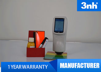 4nm Small Aperture Colour Measurement Spectrophotometer , Colour Matching Spectrophotometer