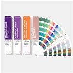 Pantone Solid Guide Set Paint Shade Card Sectorial Binding For Graphics Formula Guide
